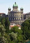 Bern, 17.7.2003 c Peter Mosimann: Bundeshaus
