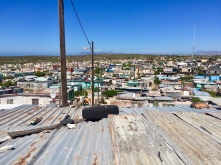 Informal settlement – 2/2018, Monwabisi Park, Khayelitsha, Cape Town, South Africa