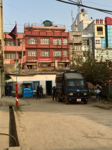 Penitentiary – KTM Police HQ and prison, 10/2017, Kathmandu, Nepal